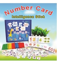 ET20-NUMBER CARDS AND INTELLIGENT STICK