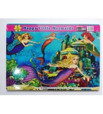 ET02-FUN WITH PUZZLES-HAPPY LITTLE MERMAIDS
