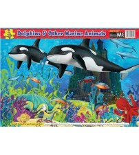 ET03-FUN WITH PUZZLES-DOLPHINS&OTHER MARINE ANIMALS