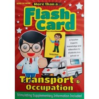 FC23-FLASH CARD TRANSPORT AND OCCUPATION