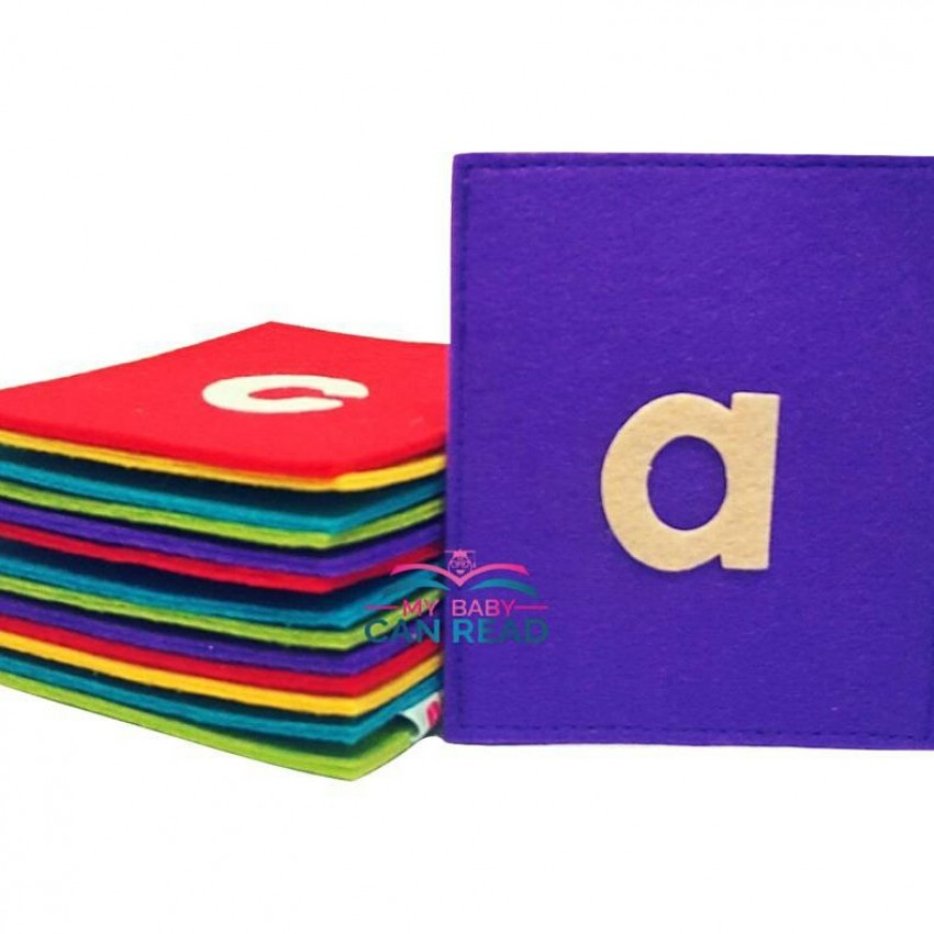 Flashfelt abc Lower Case