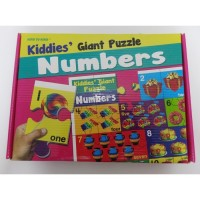 Kiddies Giant Flashcard -Numbers