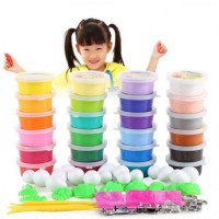 Super Light Magic Clay Set-36 Colours