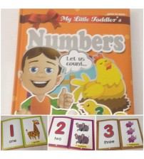 BK117-MY LITTLE TODDLER'S (NUMBERS)